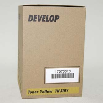 Develop originální toner 4053 5050 00, yellow, 11500str., TN-310Y